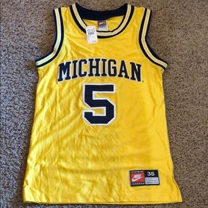 Jalen Rose Michigan Jersey